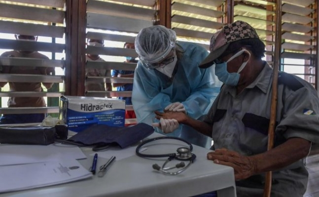 Dünya genelinde Kovid-19 tespit edilen kişi sayısı 10 milyon 820 bini geçti