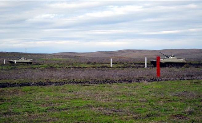 Ermenistan-Azerbaycan sınırındaki çatışmada bir Azerbaycan askeri şehit oldu