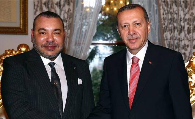 Fas resmi haber ajansı: Türkiye ve Fas umut verici iş birlikleri geliştirme imkanına sahip