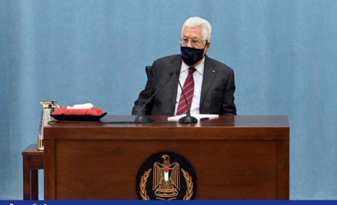 Filistin Devlet Başkanı: Gözetim altında İsrail ile müzakereye hazırız