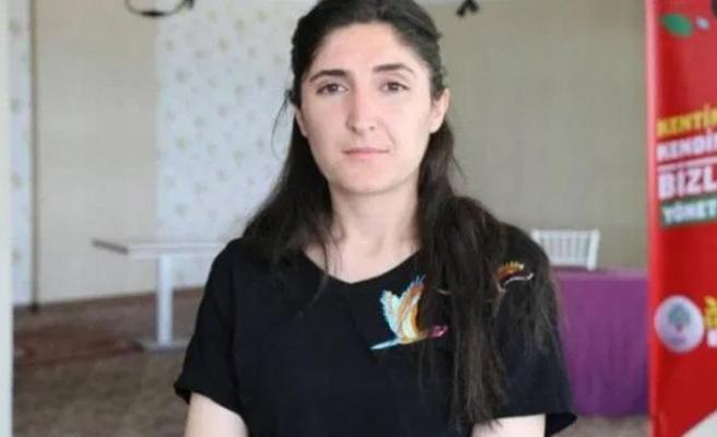 HDP'li Diyadin Belediye Başkanı Betül Yaşar'a terör gözaltısı