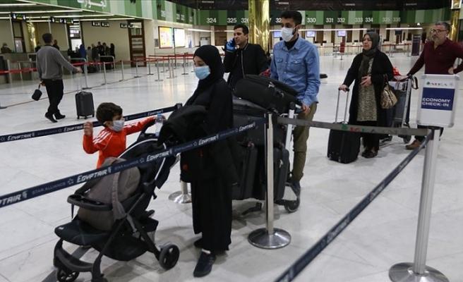 Irak'ta Kovid-19 nedeniyle kapatılan havalimanları ve alışveriş merkezleri açılıyor