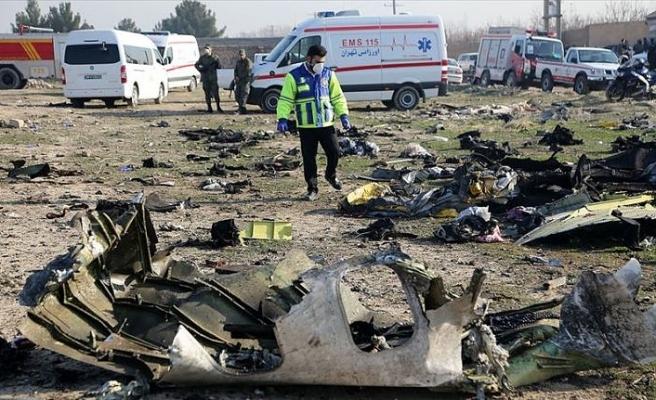 İran'ın düşürdüğü yolcu uçağının karakutusu Fransa'ya gönderildi
