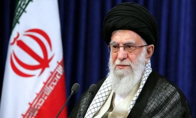 İran lideri Hamaney: ABD'nin uzun vadeli hedefi İran ekonomisini çökertmek