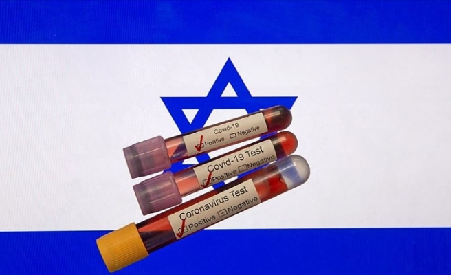 İsrail'de Kovid-19 vaka sayısı 65 bini geçti