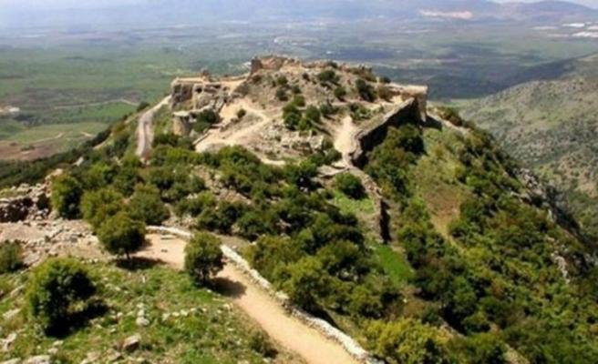 İsrail, Golan Tepeleri üzerindeki hava sahasını kapattı