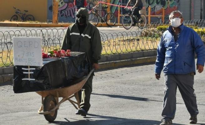 Latin Amerika ülkesinde dehşet.. Sokaklardan 3 bin ceset topladılar