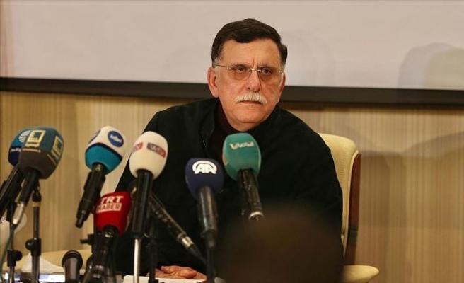 Libya Başbakanı Serrac'dan 'güvenlik düzenlemeleri' açıklaması