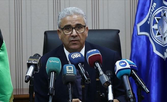 Libya İçişleri Bakanı Başağa: Libya krizinde askeri çözüm yok
