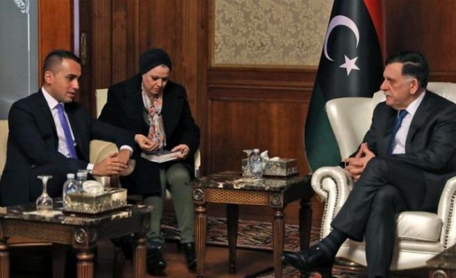 Libya ve İtalya dışişleri bakanları, Libya'daki gelişmeleri görüştü