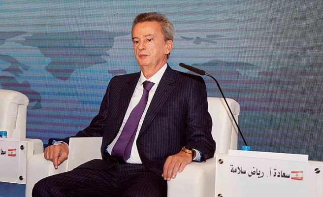Lübnan Merkez Bankası Başkanı'nın gayrimenkul varlıkları donduruldu