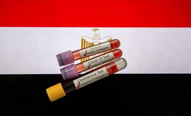 Mısır'da Kovid-19 nedeniyle son 24 saatte 40 kişi yaşamını yitirdi