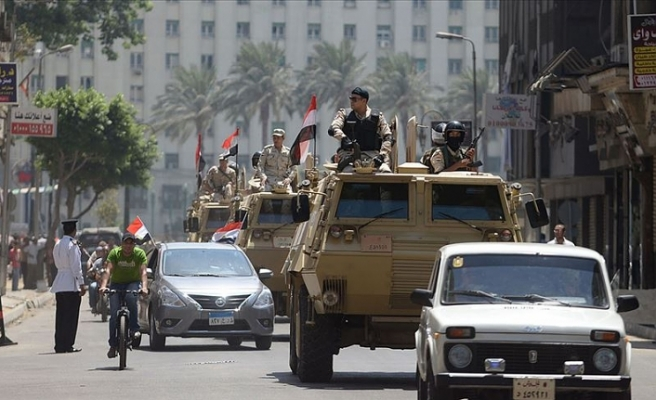 Mısır'da olağanüstü hal 13'üncü kez uzatıldı