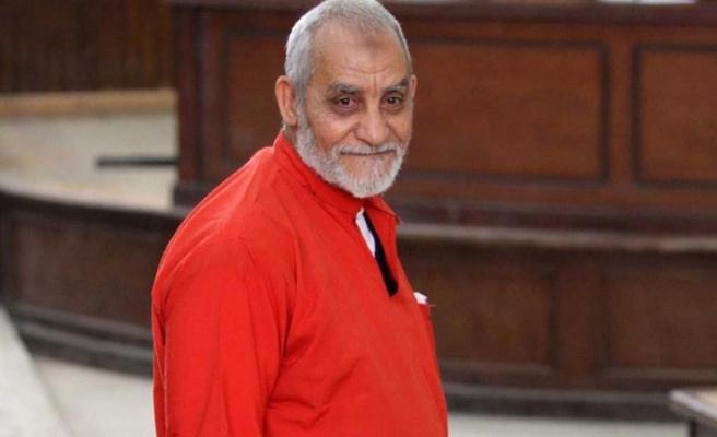 Müslüman Kardeşler Teşkilâtı eski Genel Mürşidi Muhammed Bedî'ye müebbet hapis