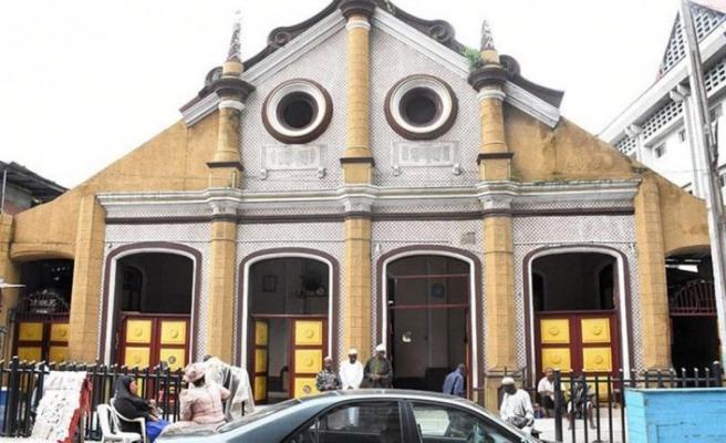 Nijerya'da 126 yıllık cami ve Sultan Abdülhamid