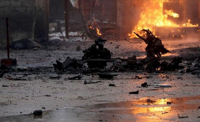 Rasulayn ilçesinde terör saldırısı: 1 ölü