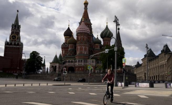 Rusya'da koronavirüs vaka sayısı 753 bine yaklaştı
