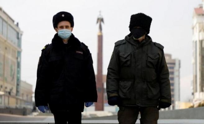 Rusya'da tespit edilen koronavirüs vaka sayısı 771 bini geçti