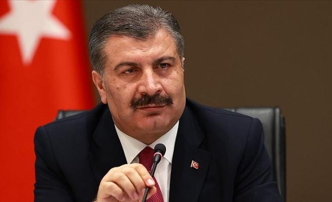Sağlık Bakanı Koca: Toplam test sayımız 4,5 milyona yaklaştı