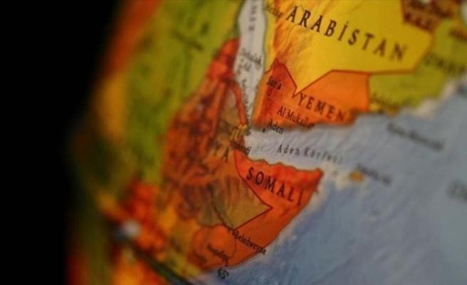 Somali'de uçak kazası
