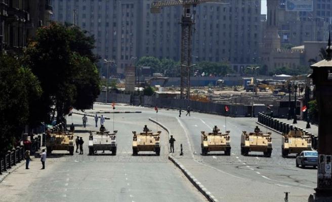 Tarih Mısır darbesinin planlayıcılarını unutmayacak, yargılayacaktır