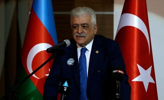 Türkiye-Azerbaycan Dostluk Grubu Başkanı Ayrım'dan uluslararası topluma çağrı