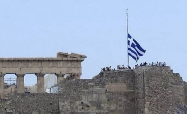 Yunanistan'da Ayasofya için matem çanları
