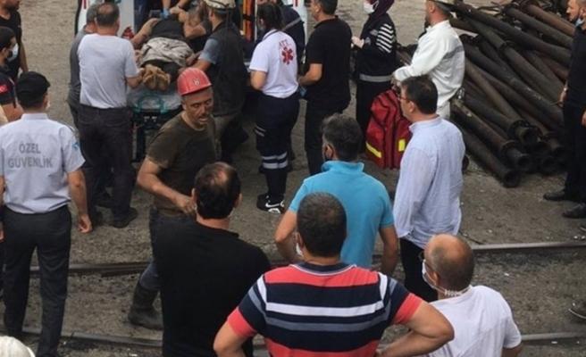 Zonguldak'ta maden ocağında iş kazası: 1 ölü