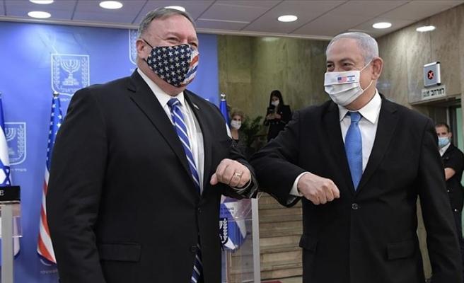 İsrail gazetesi, ABD, Çin ile ilişkilerini soğutması için İsrail'e baskı yapıyor iddiasında bulundu