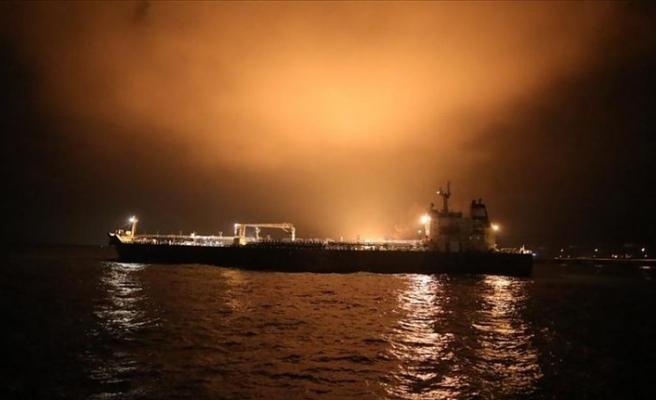 ABD yönetimi, İran'dan Venezuela'ya petrol taşıyan 4 tankere el konulduğunu doğruladı