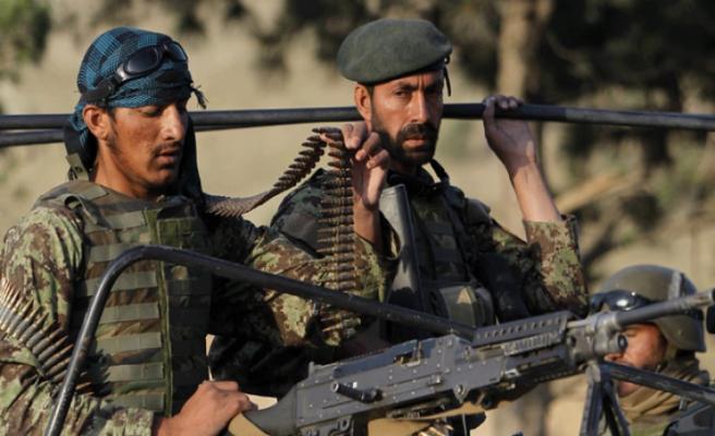 Afganistan'da DEAŞ'ın istihbaratına darbe