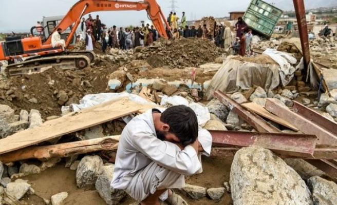 Afganistan'daki selin bilançosu ağırlaşıyor: Ölü sayısı 100'e yükseldi