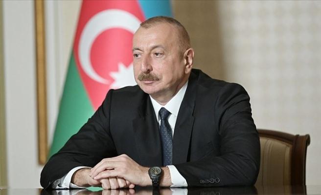 Aliyev, Karadeniz'deki doğal gaz keşfi nedeniyle Erdoğan'ı kutladı