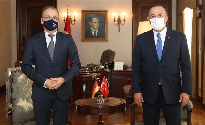Almanya Dışişleri Bakanı Maas: Doğu Akdeniz'de durumun tırmanması ne AB'nin ne Yunanistan'ın ne de Türkiye'nin yararına