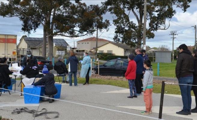 Avustralya'nın eyaletinde Kovid-19 yasakları 4. seviyeye çıkartıldı