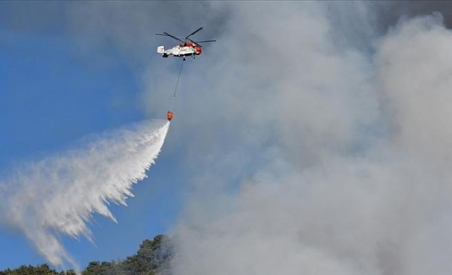 Bakan Pakdemirli'den bugün çıkan orman yangınlarına ilişkin açıklama