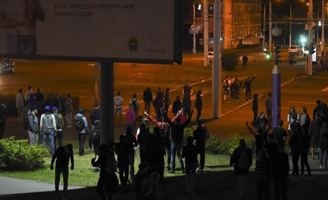 Belarus'ta cumhurbaşkanlığı seçim sonuçlarına yönelik protestolar 15. gününde
