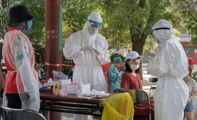Çin'de 9, Güney Kore'de 299 yeni COVID-19 vakası tespit edildi