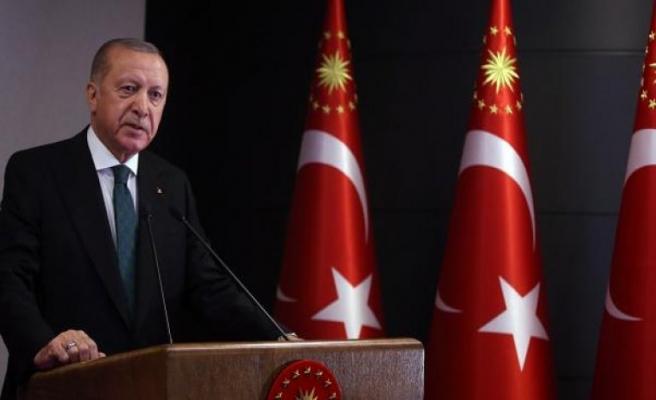Erdoğan, Endonezya ve Afgan mevkidaşları ile görüştü