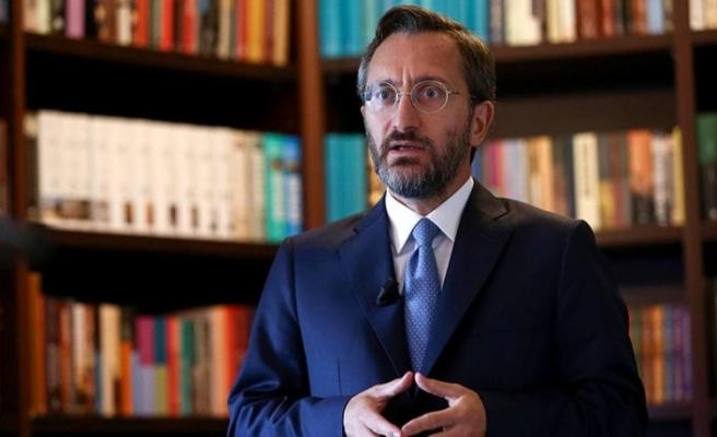 Fahrettin Altun'dan 30 Ağustos ile ilgili açıklama