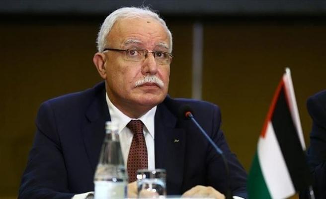 Filistin Dışişleri Bakanı Maliki, Sudan'ın İsrail'le normalleşme karşıtı tutumundan memnun