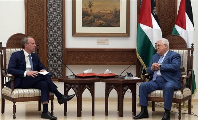 Filistin Devlet Başkanı Abbas: Barış, Filistinliler göz ardı ederek sağlanamaz