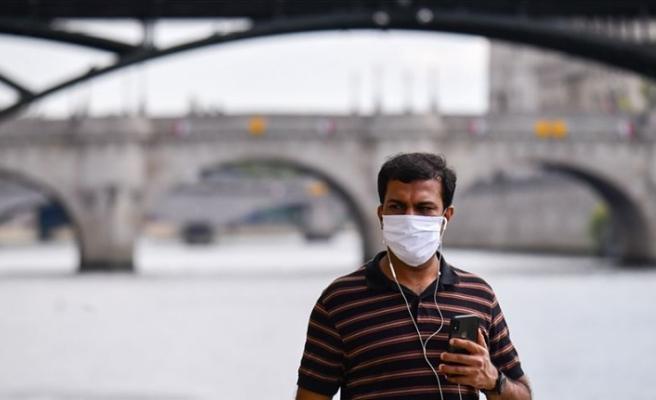 Fransa'da koronavirüsten ölenlerin sayısı 30 bin 576'ya yükseldi