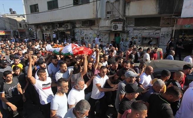Hamas ile İslami Cihad Hareketi'nden İsrail askerlerinin Filistinli kadını şehit etmesine tepki