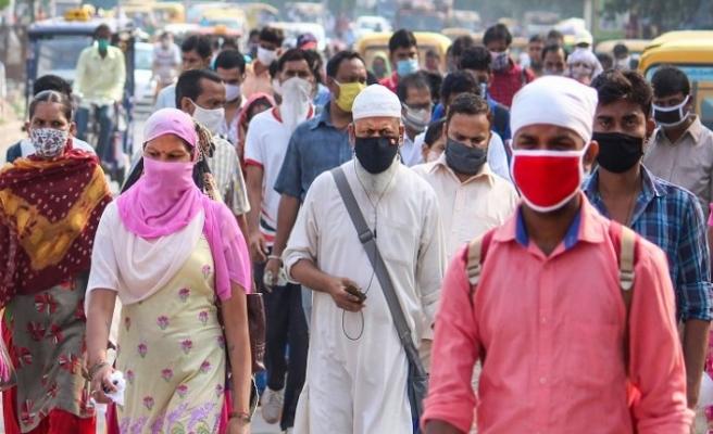 Hindistan'da Kovid-19'dan ölenlerin sayısı 50 bin 921'e çıktı