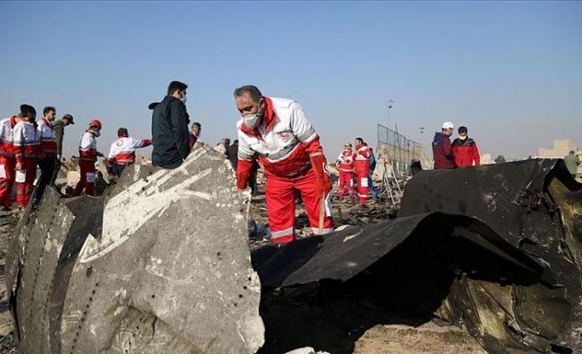 İran incelemeleri tamamlanan Ukrayna uçağının karakutu bilgilerini paylaştı
