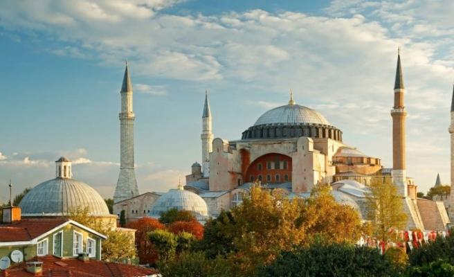 İran'dan Türkiye'ye Ayasofya tebriği