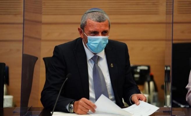 İsrail'in Kudüs İşleri Bakanı da virüse yakalandı