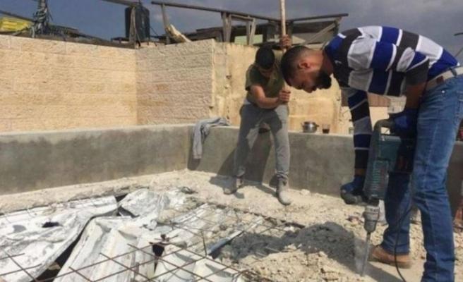 İsrail zulmünde yeni halka: Filistinliler evlerini kendi elleriyle yıkmaya zorlanıyor