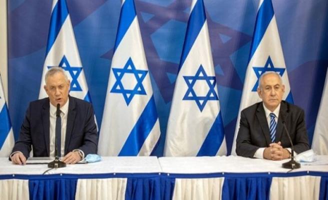 İsrail'de koalisyon partileri arasındaki anlaşmazlık haftalık kabine toplantısını iptal ettirdi